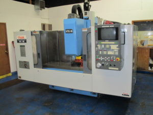 Mazak VTC-16B Mill